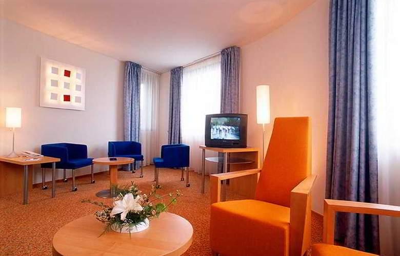 Novotel Szczecin - Room - 3