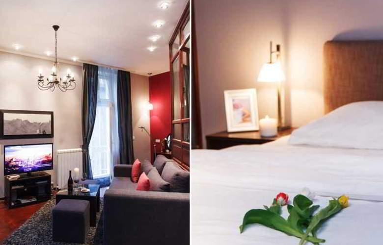 Romantic CENTRAL Apartment @ TERAZIJE SQUARE! - Hotel - 35