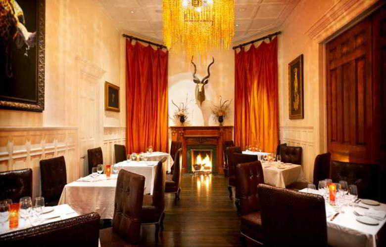 Mansion on Forsyth Park - Restaurant - 1