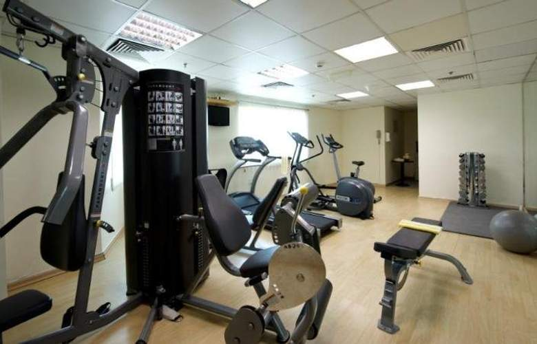 Time Crystal Hotel Apartment - Sport - 6