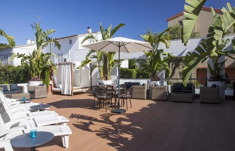 Ibersol Antemare Spa - Terrace - 10