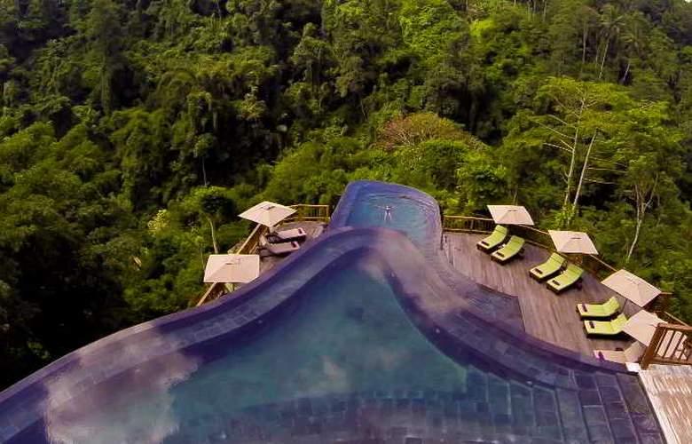 Ubud Hanging Gardens - Pool - 14