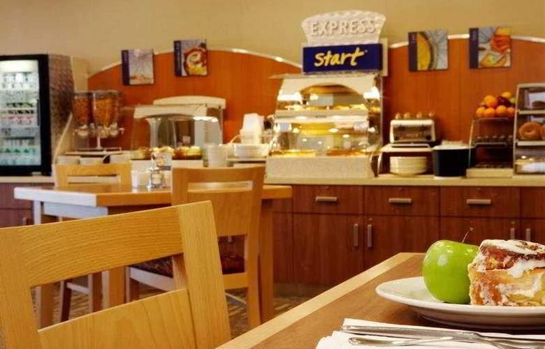 Holiday Inn Express & Suites Vaughan - Restaurant - 9