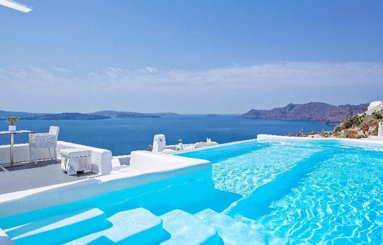 Canaves Oia - Pool - 9