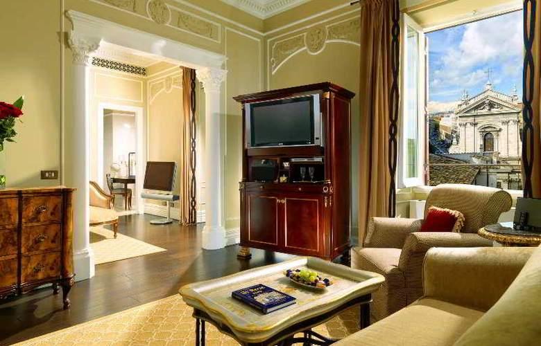 The St Regis Grand Hotel Rome - Room - 4