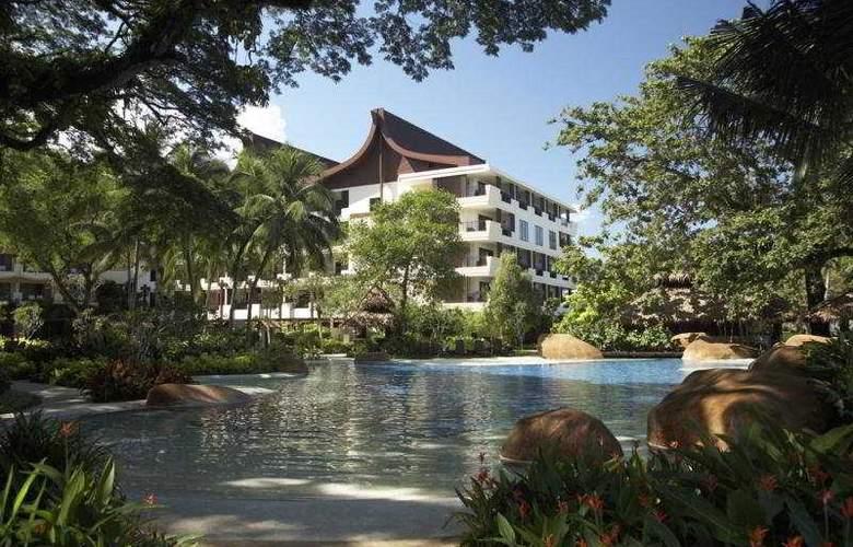 Shangri-Las Rasa Sayang Resort and Spa, Penang - Pool - 5