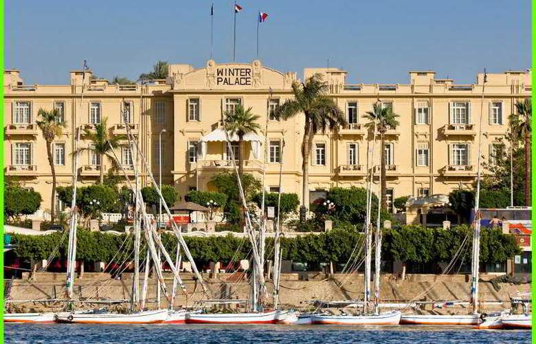 Sofitel Winter Palace Luxor - Hotel - 1