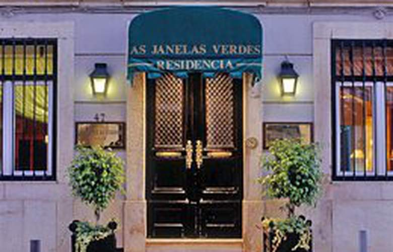 As Janelas Verdes - Hotel - 0