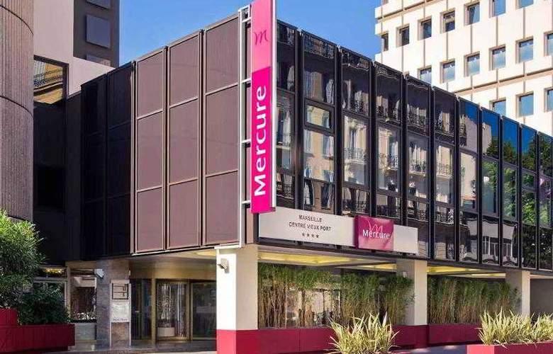 Mercure Marseille Centre Vieux Port - Hotel - 38