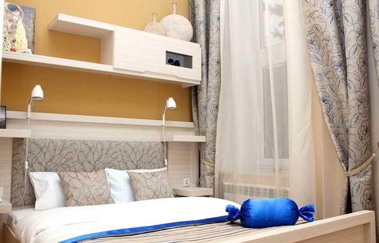 Bristol Hotel Baku - Room - 8