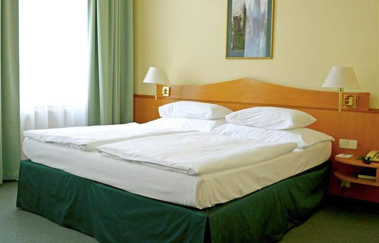 Best Western City Hotel Moran - Room - 60