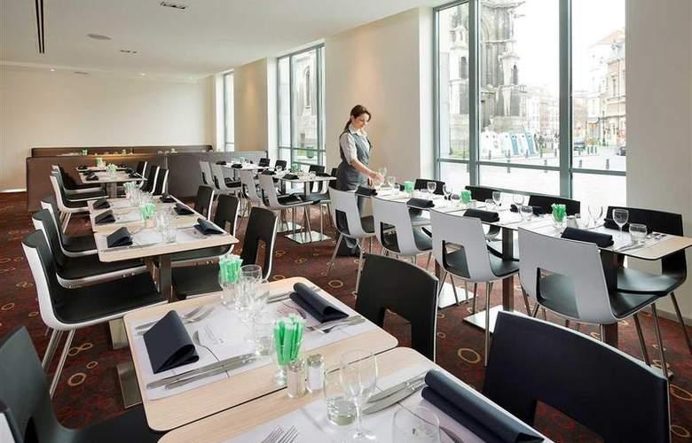 Novotel Brussels City Centre - Restaurant - 12