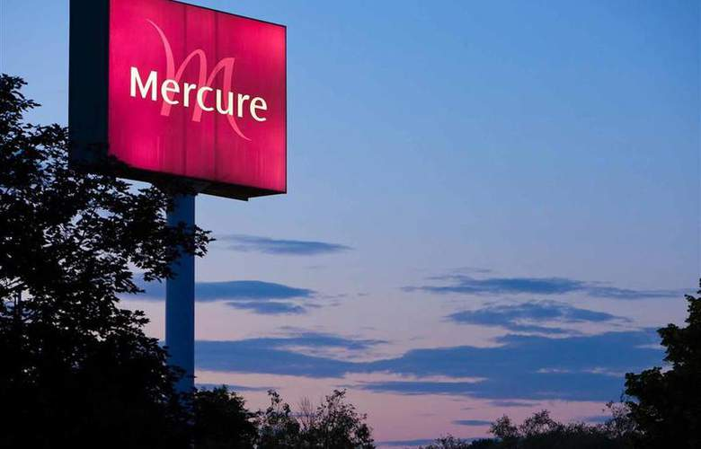 Mercure Auxerre Nord - Hotel - 35