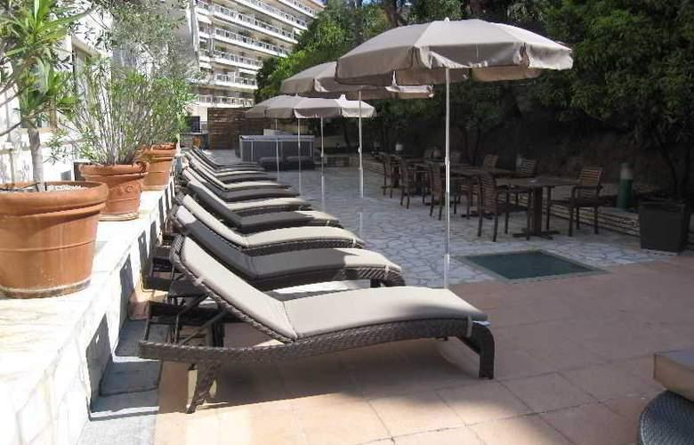 Cannes Palace - Terrace - 11