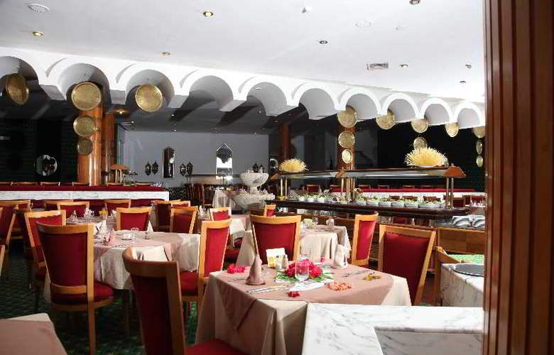 Hannibal Palace - Restaurant - 6
