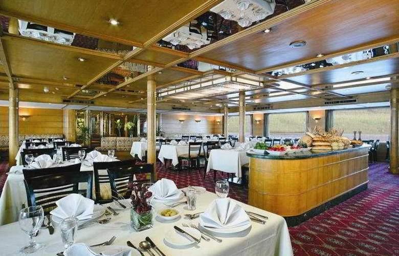 Moevenpick Radamis I Nile Cruise - Restaurant - 8