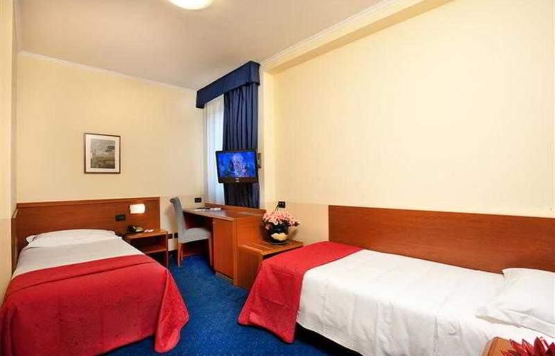 Best Western Blu Hotel Roma - Hotel - 21