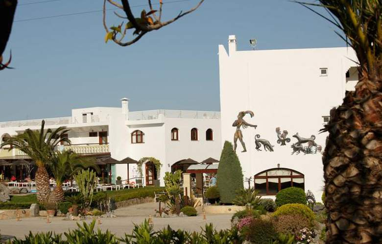 Alianthos Garden  - Hotel - 8