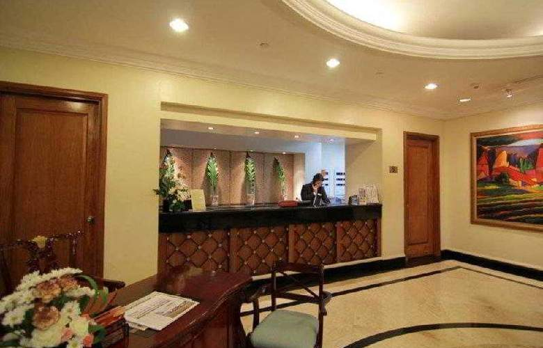 Best Western Oxford Suites Makati - Hotel - 2