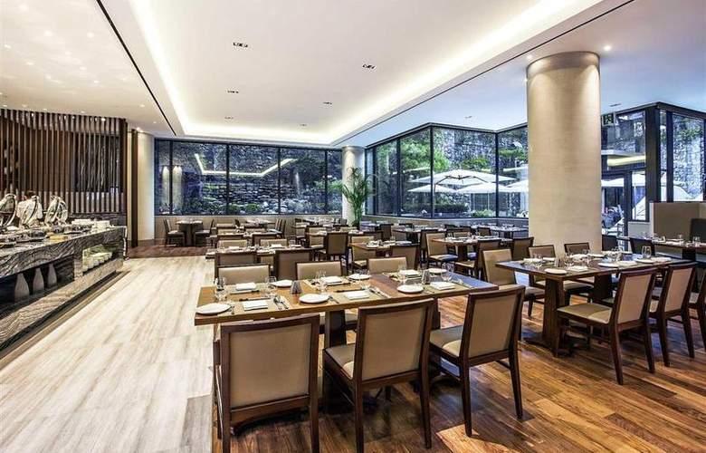 Novotel Ambassador Doksan Seoul - Restaurant - 36