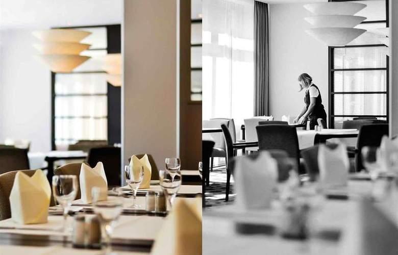 Mercure Hannover Mitte - Restaurant - 58