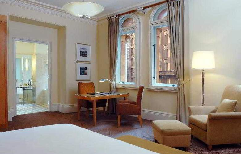 The Westin Sydney - Hotel - 21