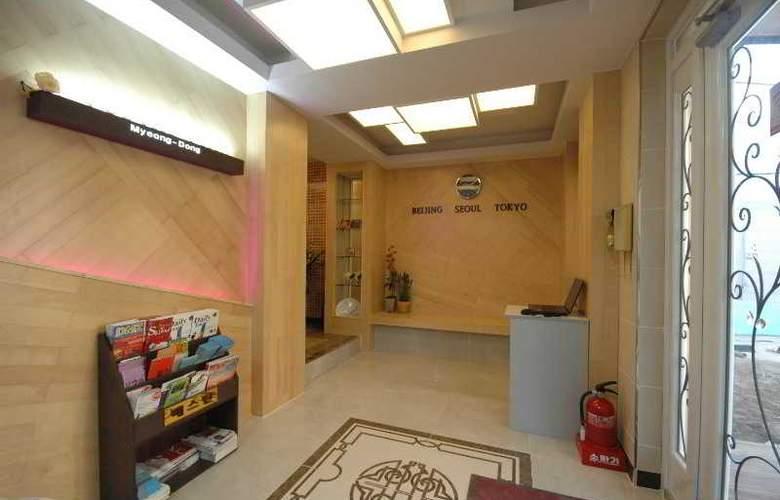 Vestin Villa Myeong-Dong Guest House - General - 3