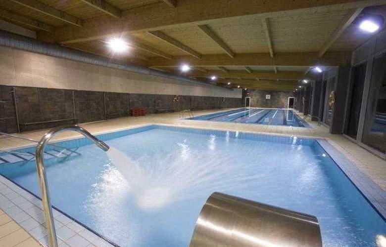 Berga Resort - The Mountain - Wellness center -SPA - Pool - 3
