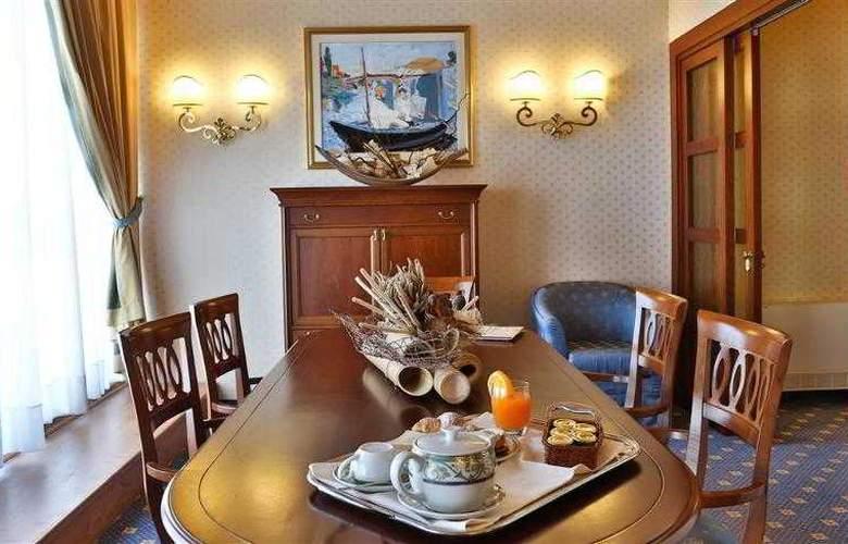 BEST WESTERN Classic Hotel - Hotel - 43