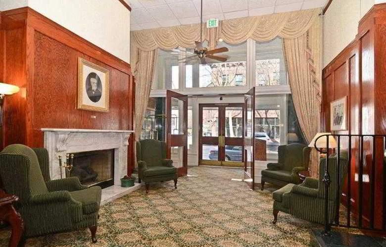 Best  Western Plus Pioneer Square - Hotel - 29