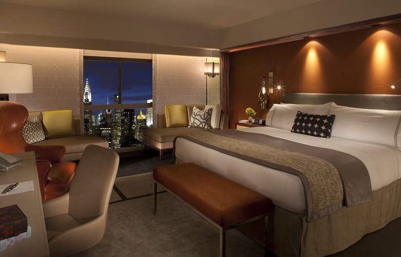 Millennium Hilton New York One UN Plaza - Room - 2