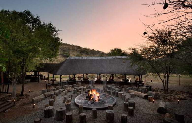 Bakubung Bush Lodge - Restaurant - 9