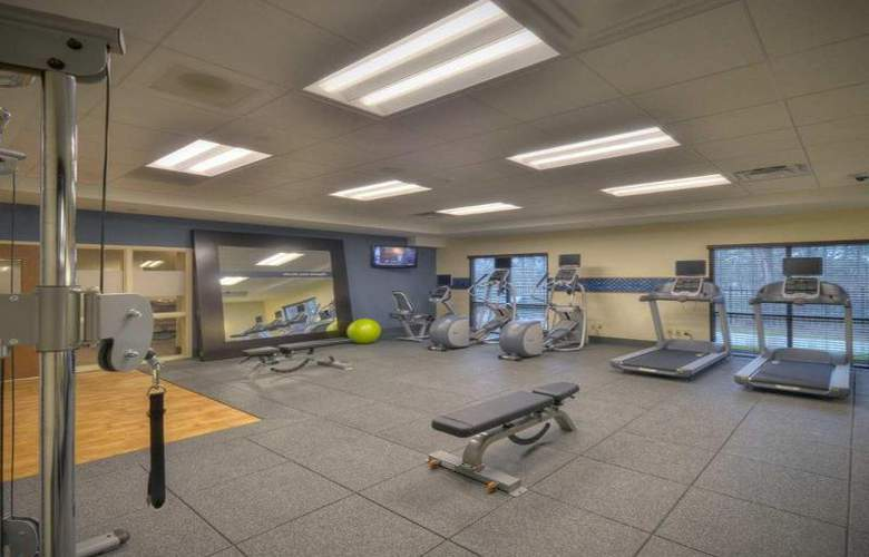 Hampton Inn Columbus-South/Ft. Benning - Sport - 22