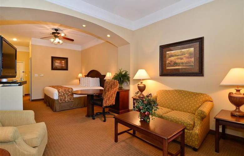 Best Western Plus Monica Royale Inn & Suites - Room - 123