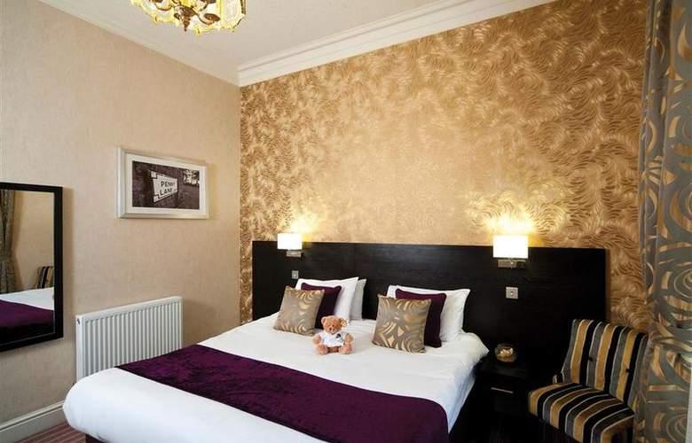 Hallmark Liverpool Sefton Park - Room - 90
