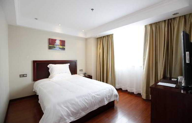 Green Tree Inn Hotel Jinhu Business Hotel - Room - 9