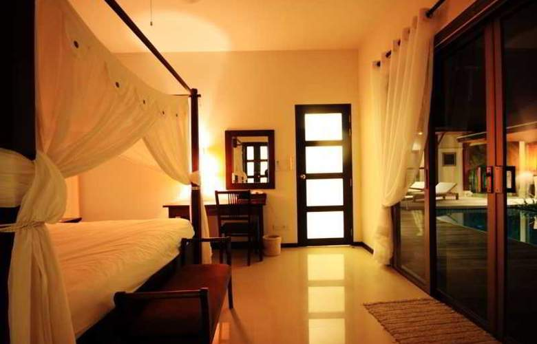 Two Villas Holiday Oriental Style Layan Beach - Room - 6