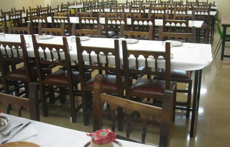 Albergue Jaca - Restaurant - 2
