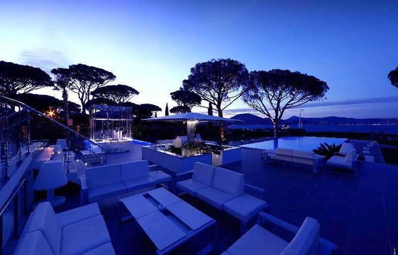Kube St-Tropez - Terrace - 17