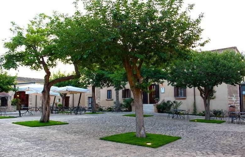 Baglio Oneto Dei Principi Di San Lorenzo - Terrace - 15