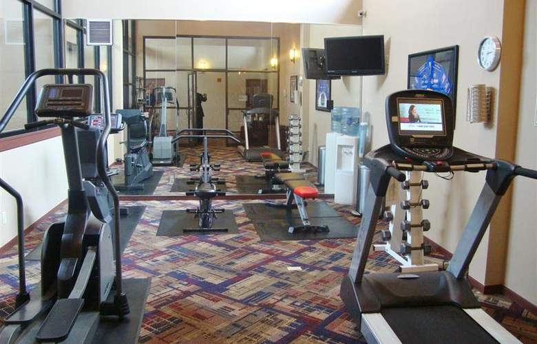 Best Western West Towne Suites - Sport - 54