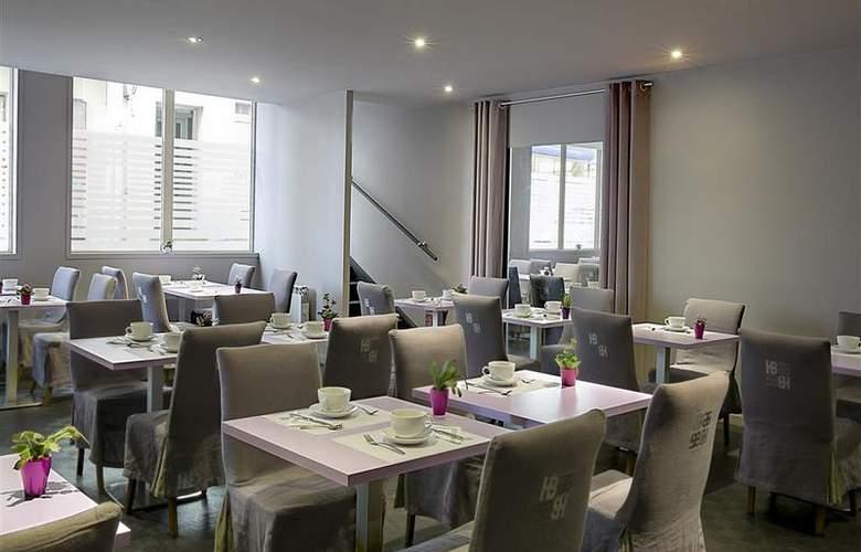 Best Western Hotel de la Breche - Restaurant - 57