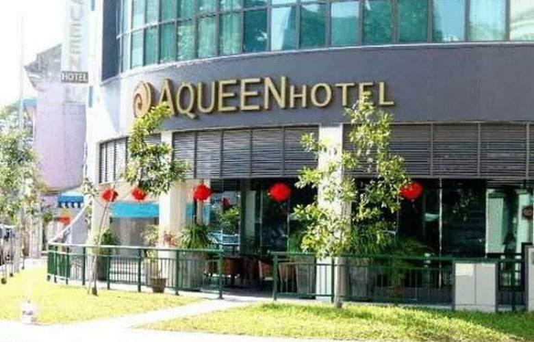 Aqueen Hotel Lavender - Hotel - 3