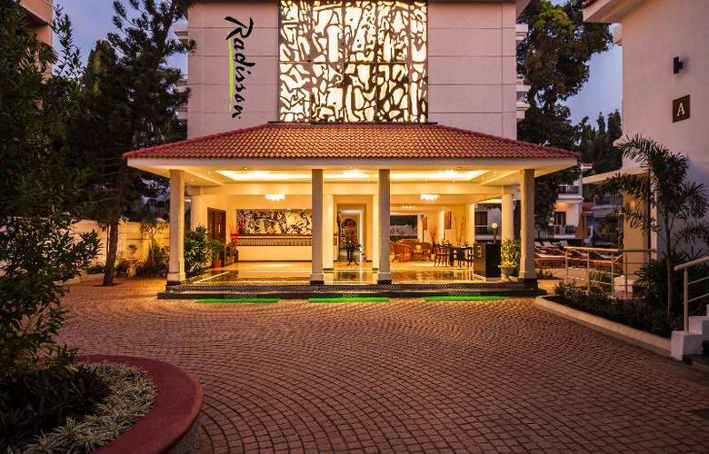 Radisson Goa Candolim - Hotel - 6
