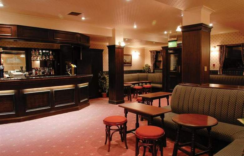 BEST WESTERN Braid Hills Hotel - Bar - 292