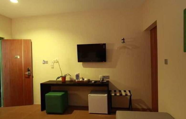 Spazzio Hotel Bali - Room - 15