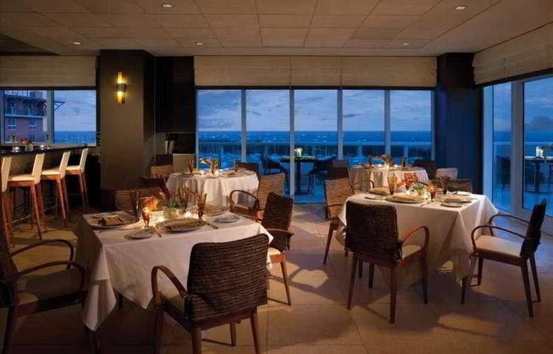 Sonesta Bayfront Hotel Coconut Grove - Restaurant - 7