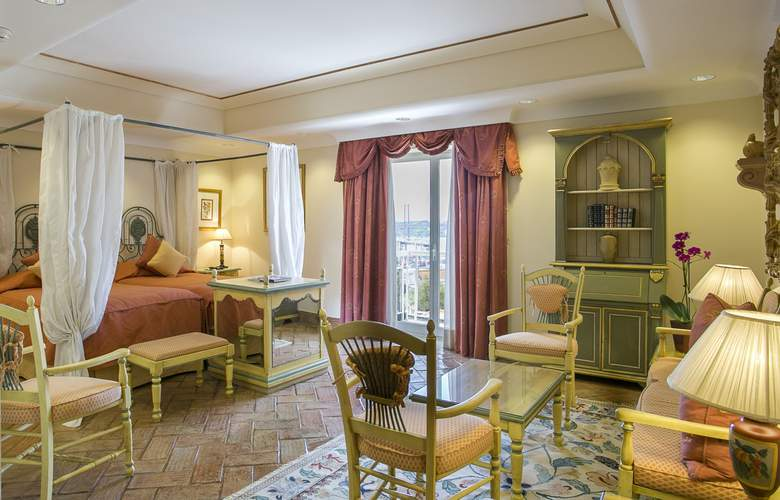 Olissippo Lapa Palace - The Leading Hotels of the World - Room - 13