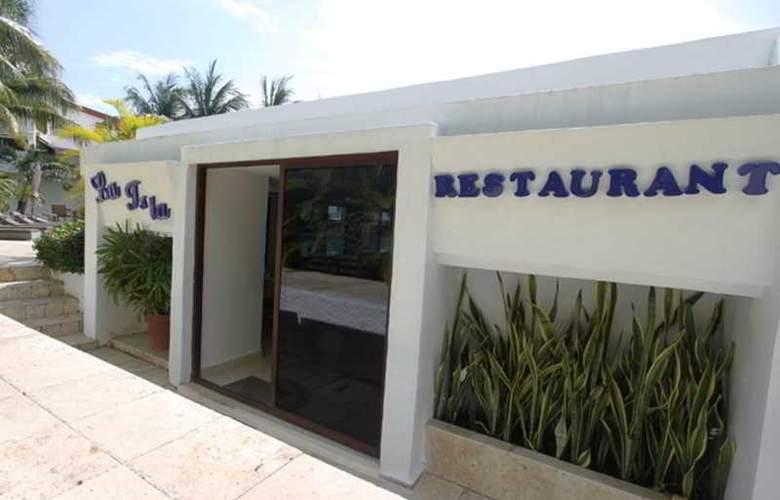 Sina Suites - Restaurant - 18