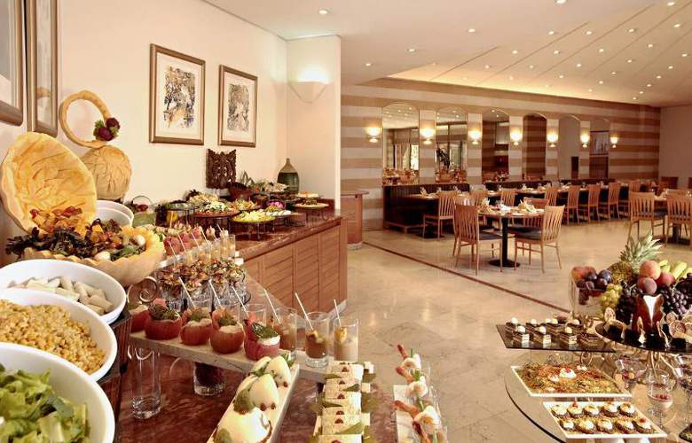 Tamar Rotana Hotel - Restaurant - 4